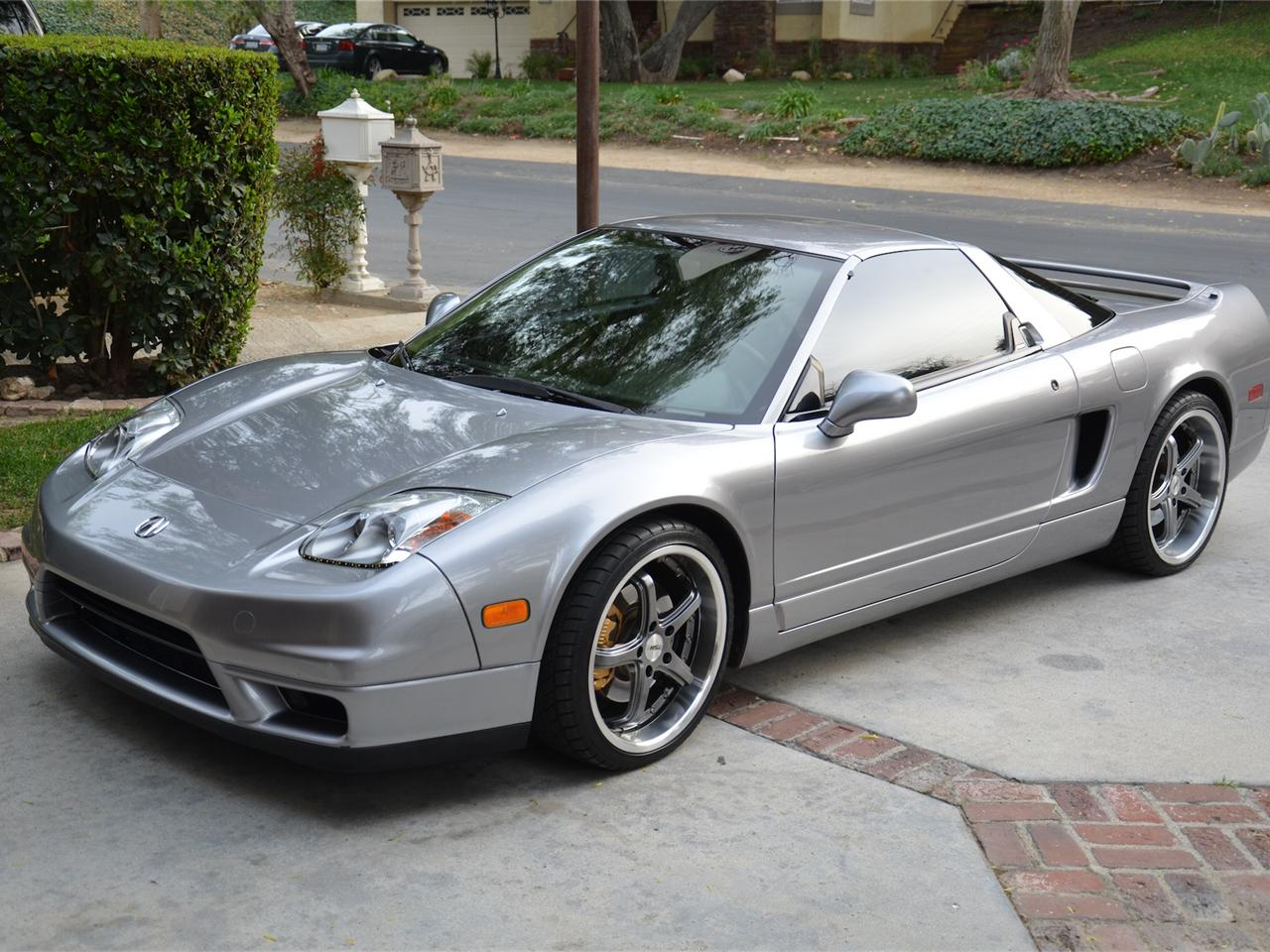 Acura Nsx 2003 Autos Post