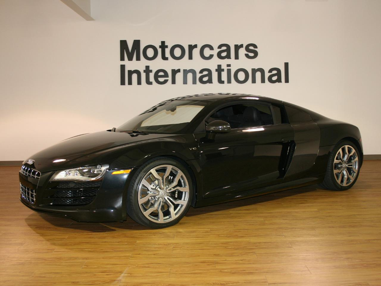 2011 Audi R8 V10 Coupe