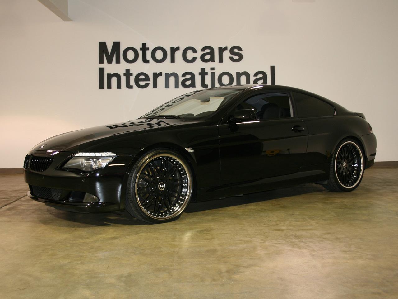 2008 BMW 650i Coupe