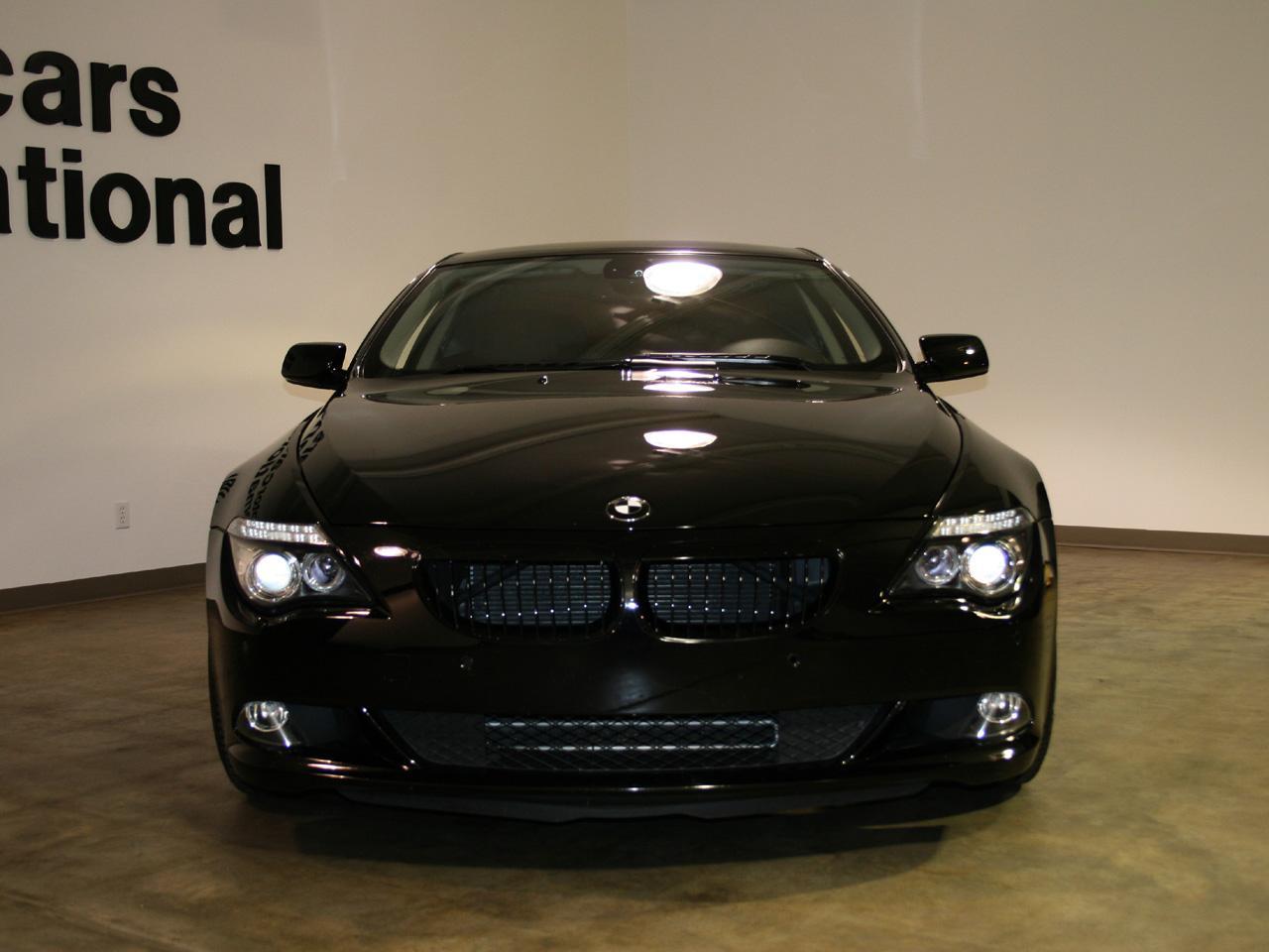 BMW I Coupe - 2008 bmw 650i price