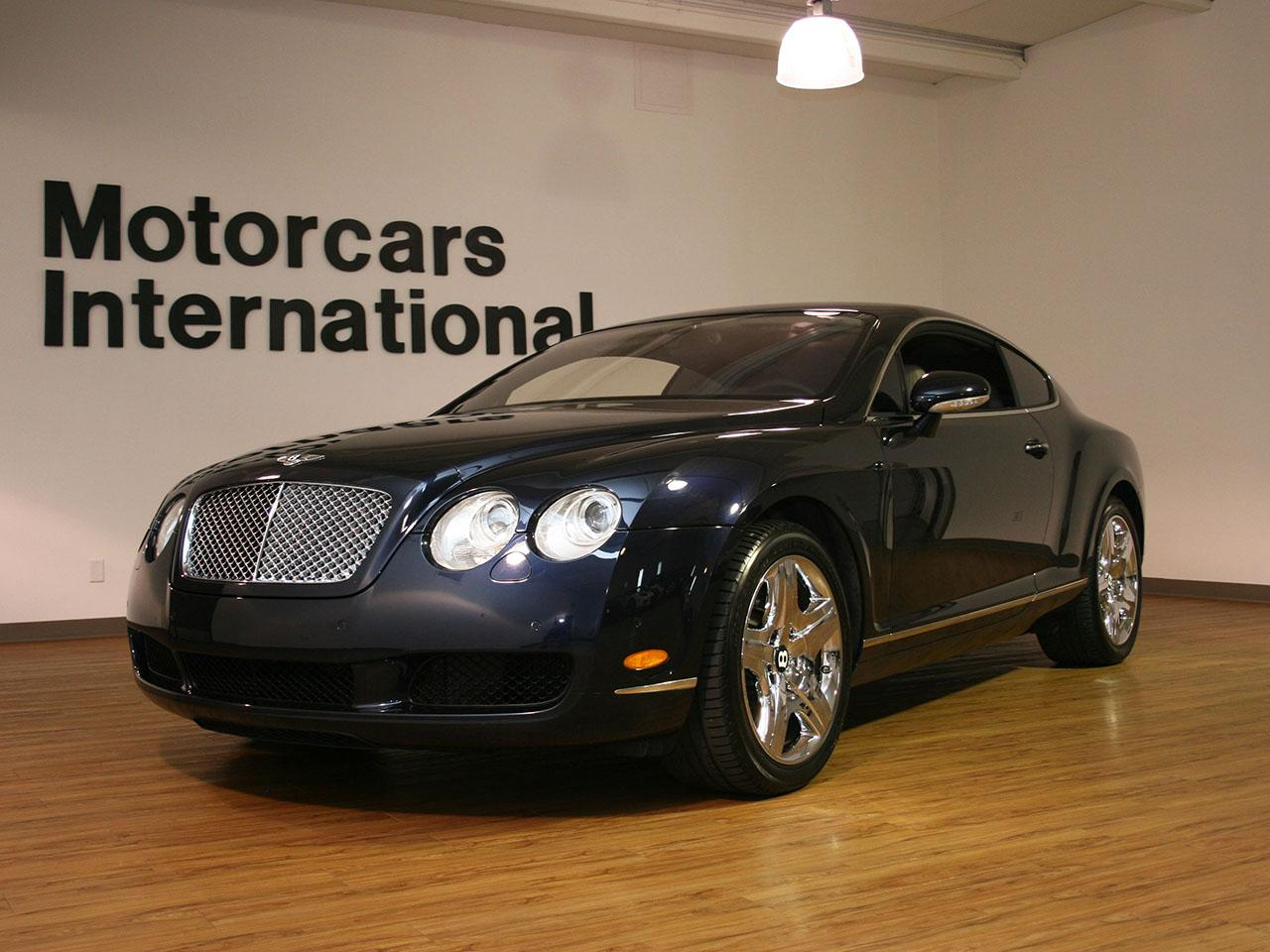 2005 bentley continental gt. Cars Review. Best American Auto & Cars Review