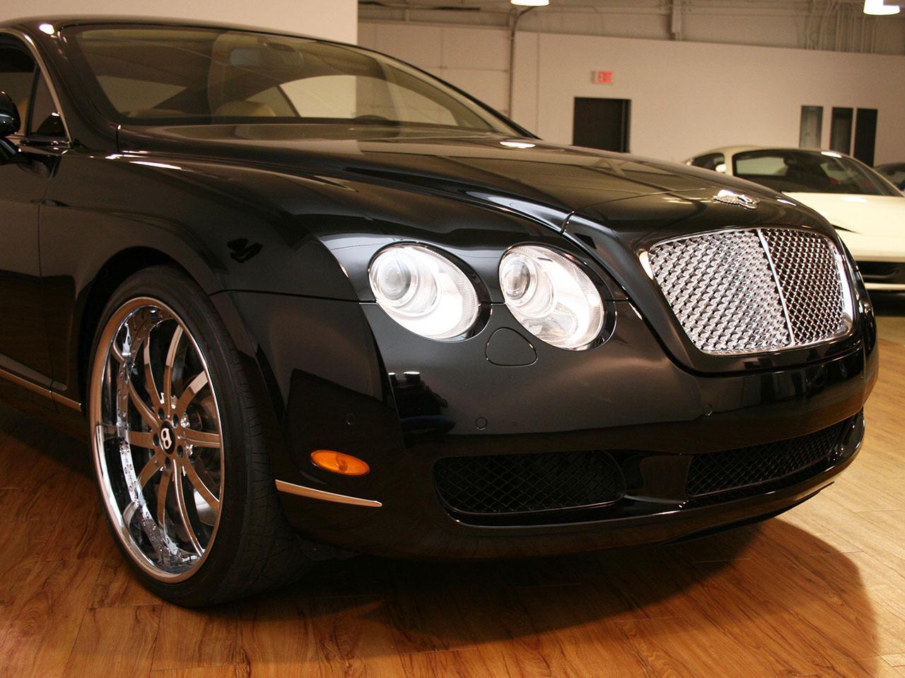 2007 bentley continental gt. Cars Review. Best American Auto & Cars Review