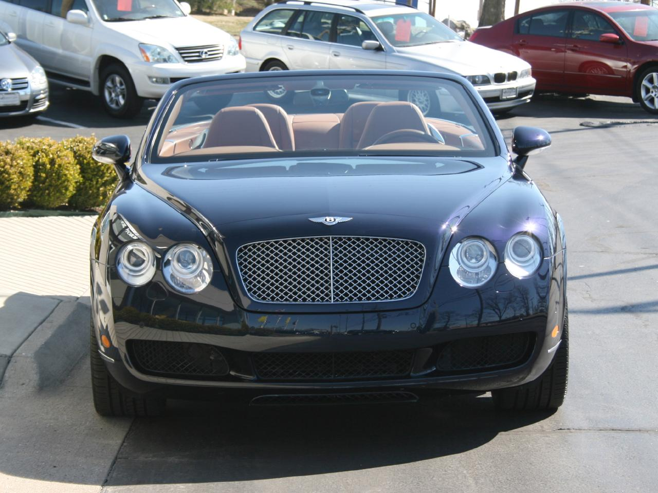 2007 bentley continental gt convertible. Cars Review. Best American Auto & Cars Review