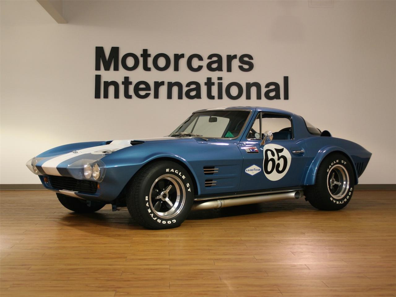 1965 Chevrolet Corvette Grand Sport Coupe