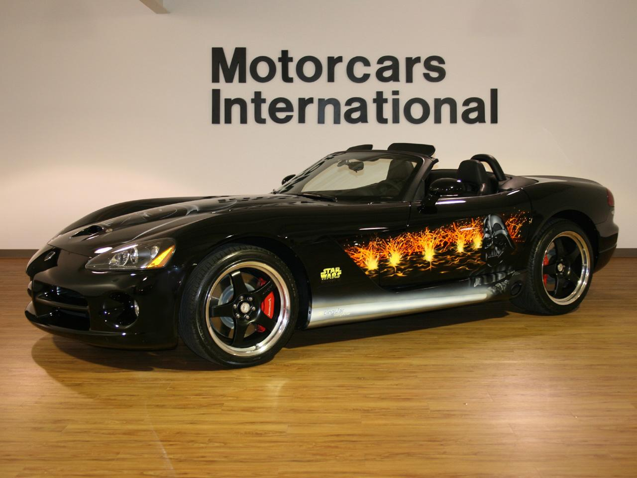 2005 Dodge Viper SRT-10 Roadster