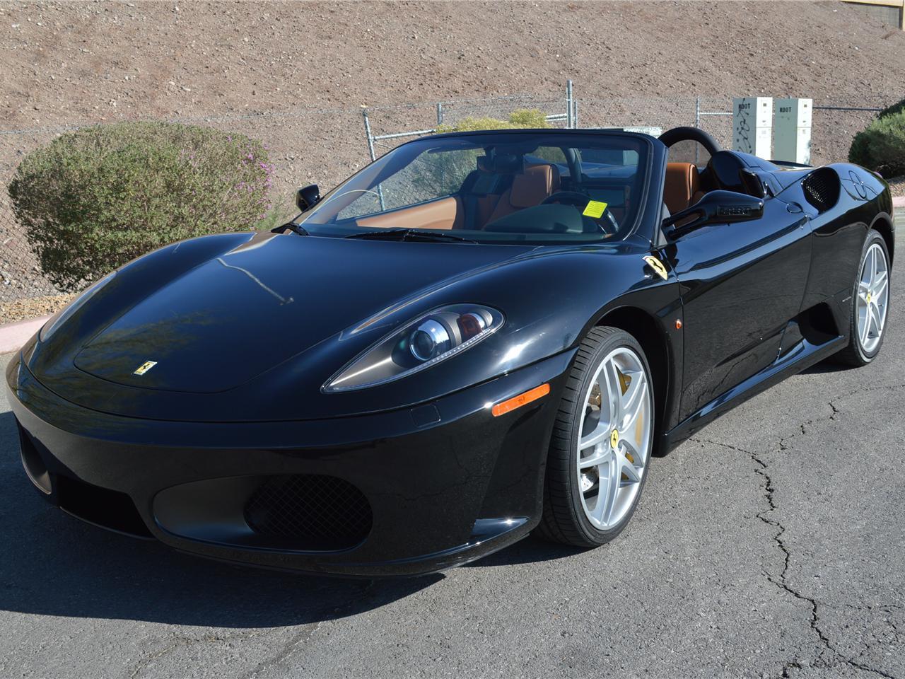 2007 Ferrari 360 F1 Spider