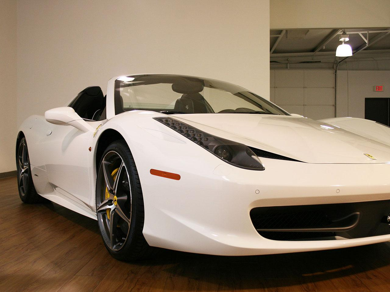 2013 ferrari 458 italia spider. Black Bedroom Furniture Sets. Home Design Ideas