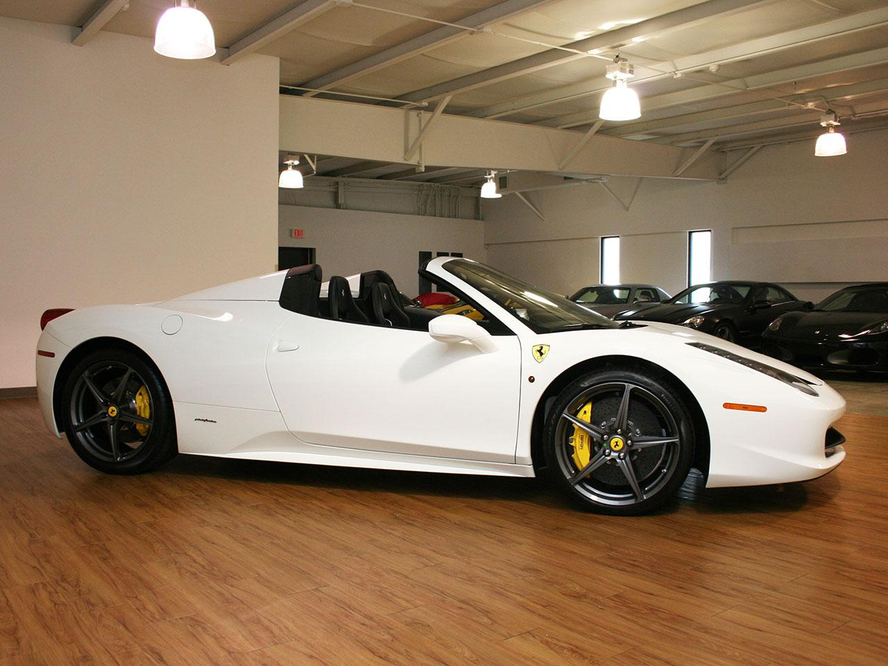 2014 ferrari 458 italia spider. Black Bedroom Furniture Sets. Home Design Ideas