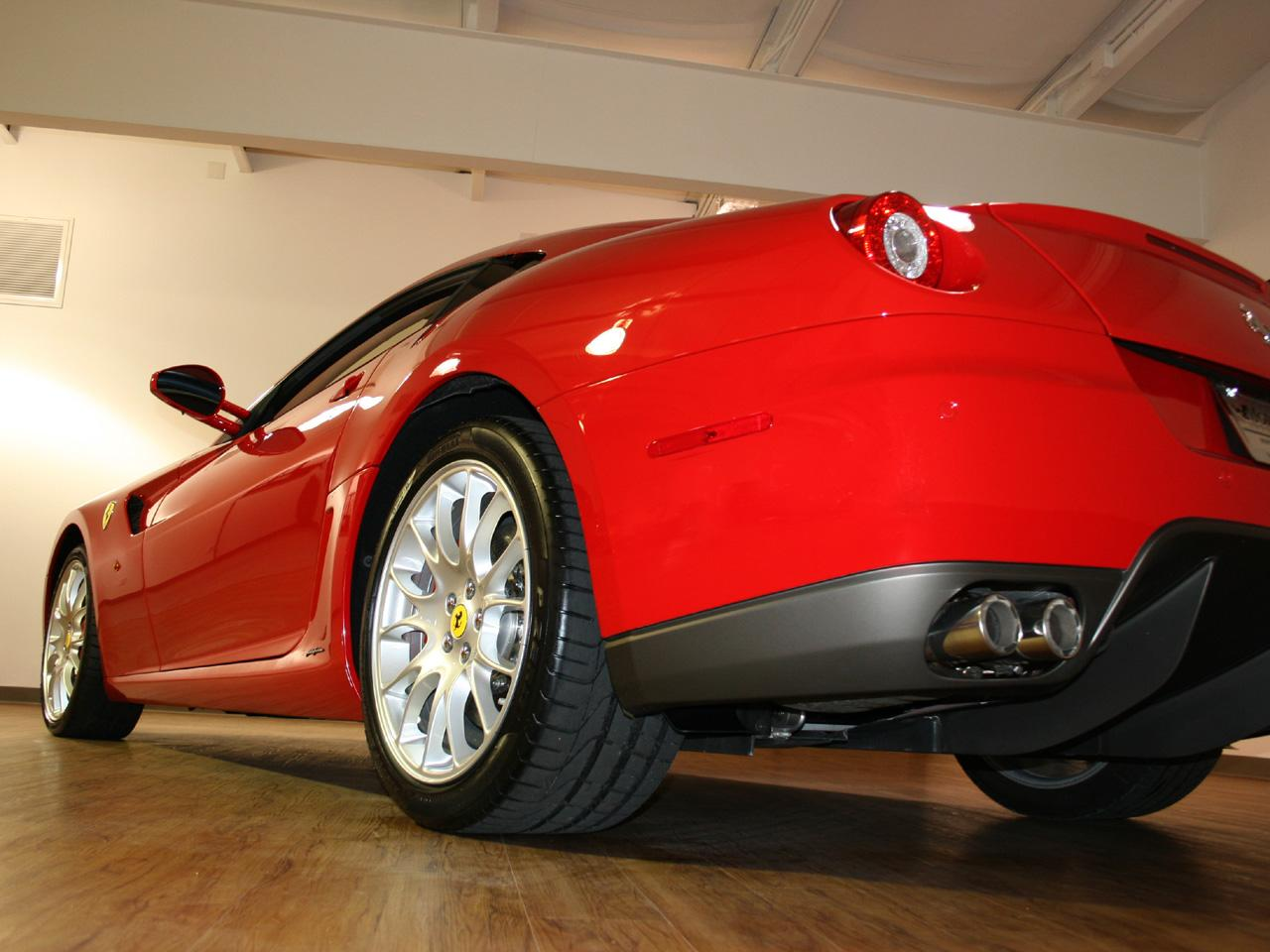 2008 ferrari 599 gtb fiorano f1. Black Bedroom Furniture Sets. Home Design Ideas