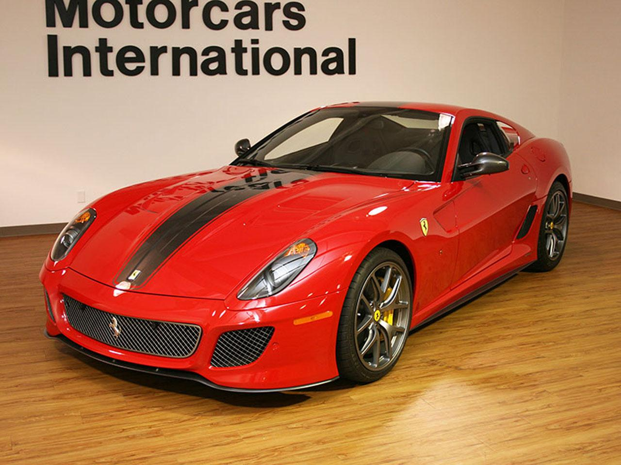 2011 ferrari 599 gto. Black Bedroom Furniture Sets. Home Design Ideas