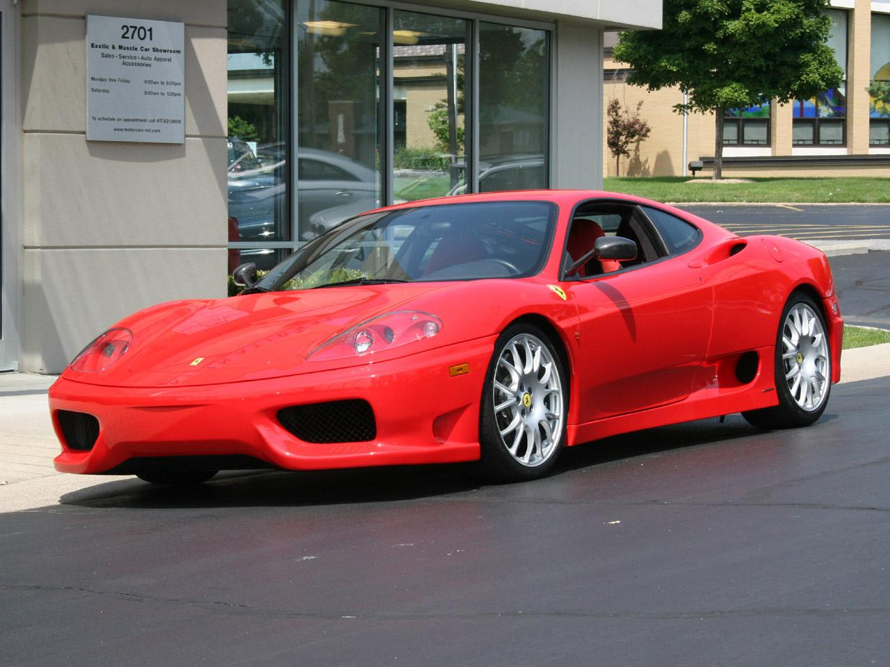 2004 ferrari challenge stradale. Cars Review. Best American Auto & Cars Review