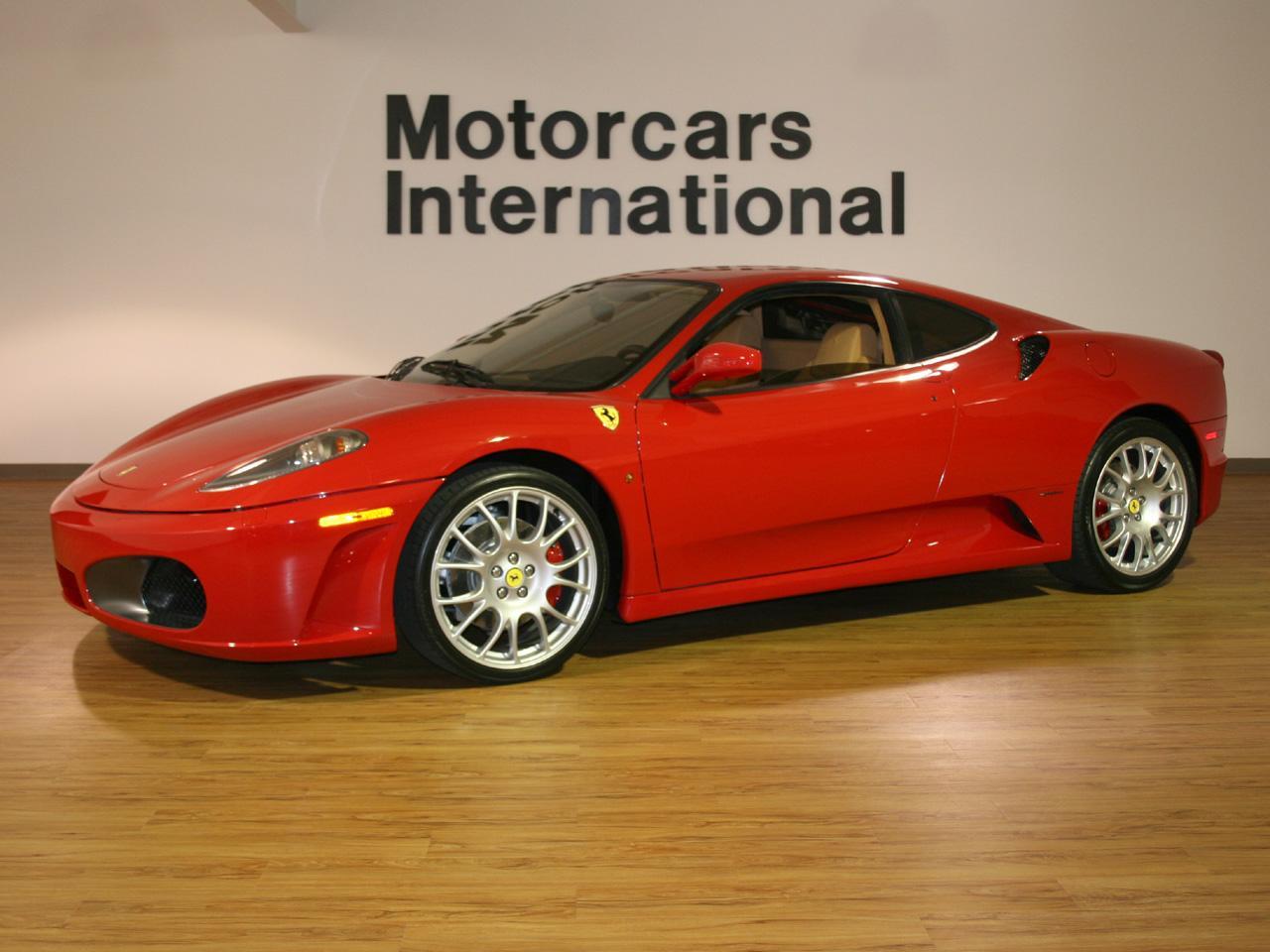 2005 ferrari f430 coupe f1 vanachro Images