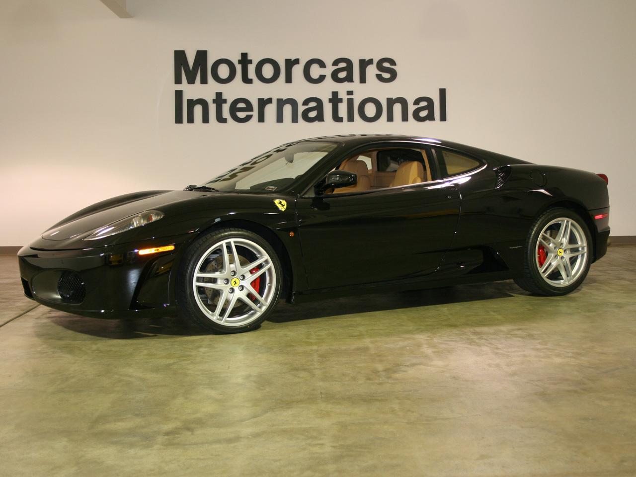2006 Ferrari F430 Coupe F1