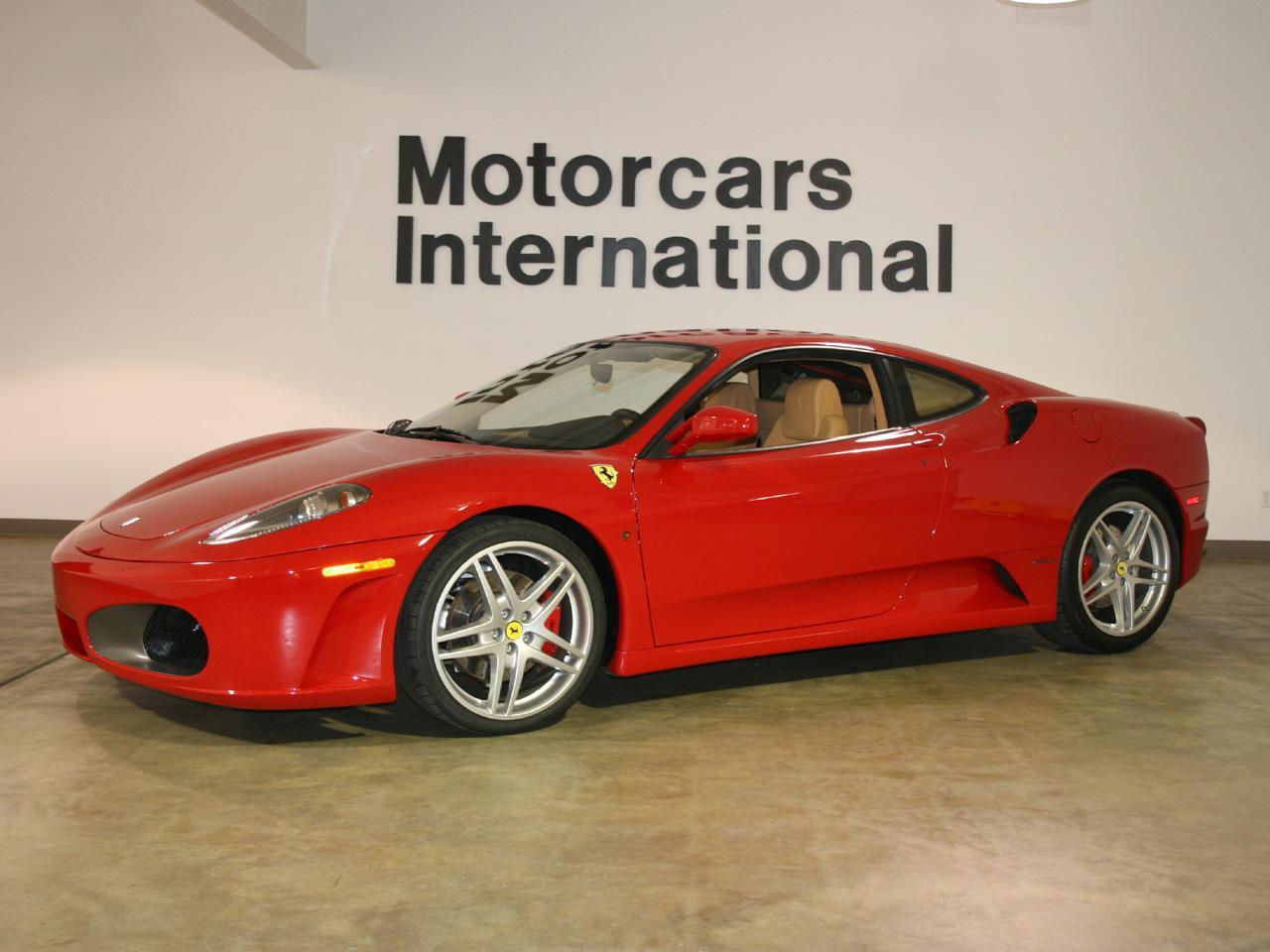 2006 Ferrari F430 F1 Coupe