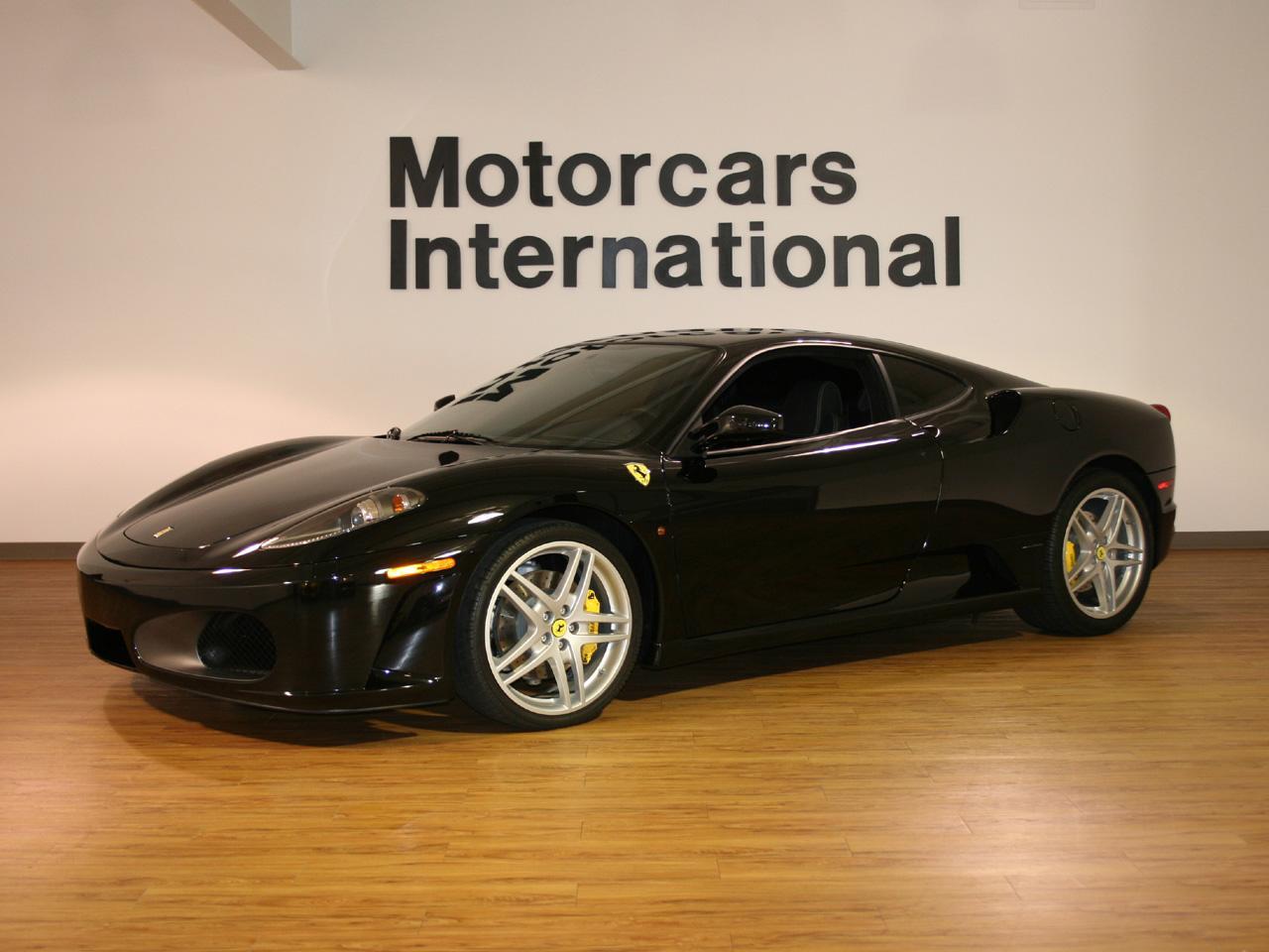 2007 Ferrari F430 F1 Coupe