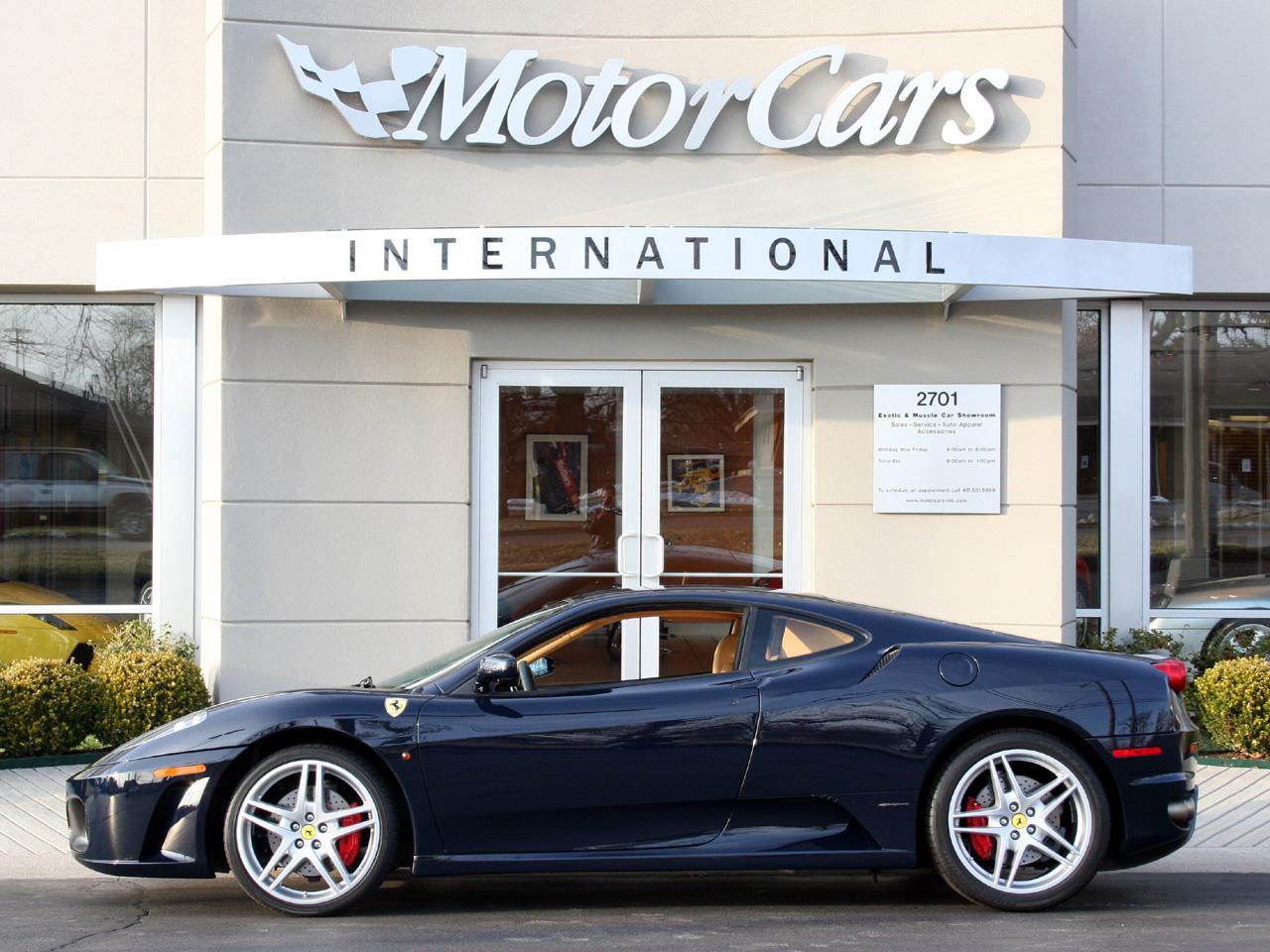 2005 Ferrari F430 F1 Coupe