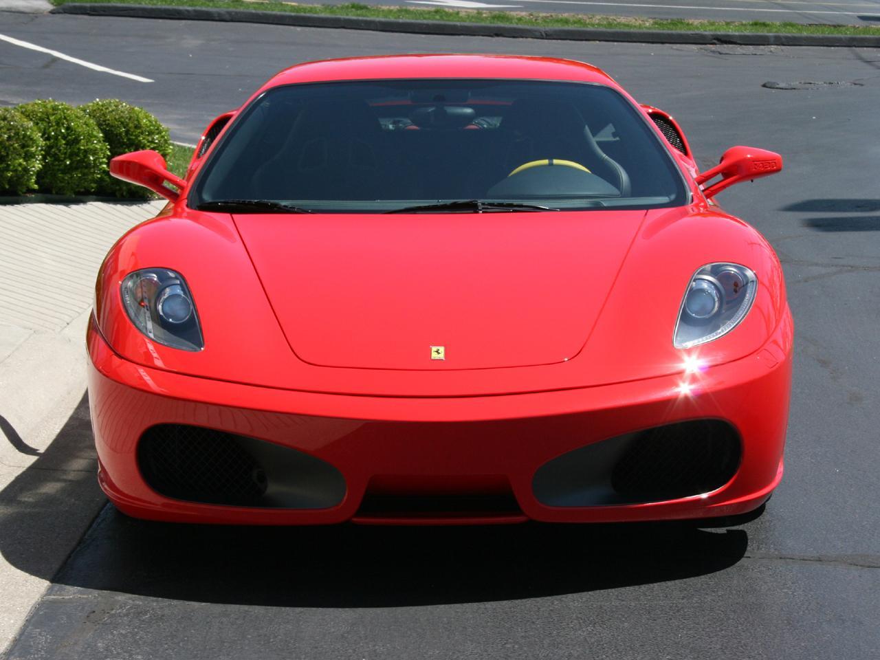 2005 ferrari f430 f1 coupe vanachro Images