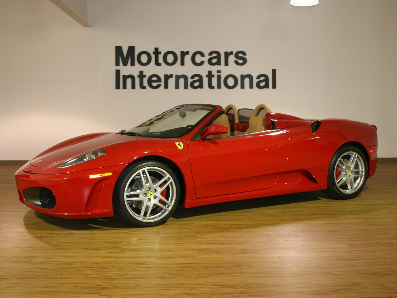 2005 Ferrari F430 F1 Spider