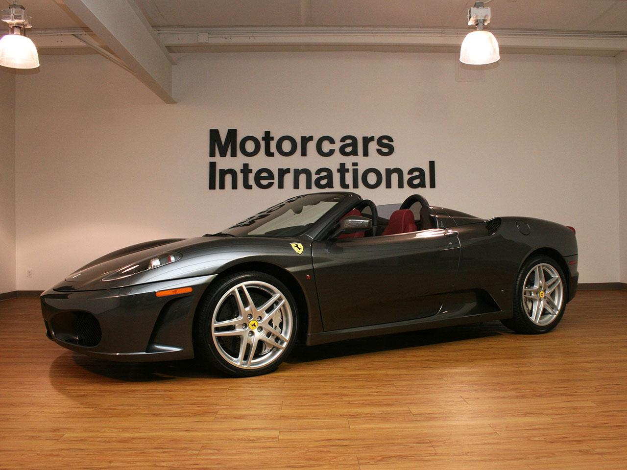 2008 Ferrari F430 F1 Spider