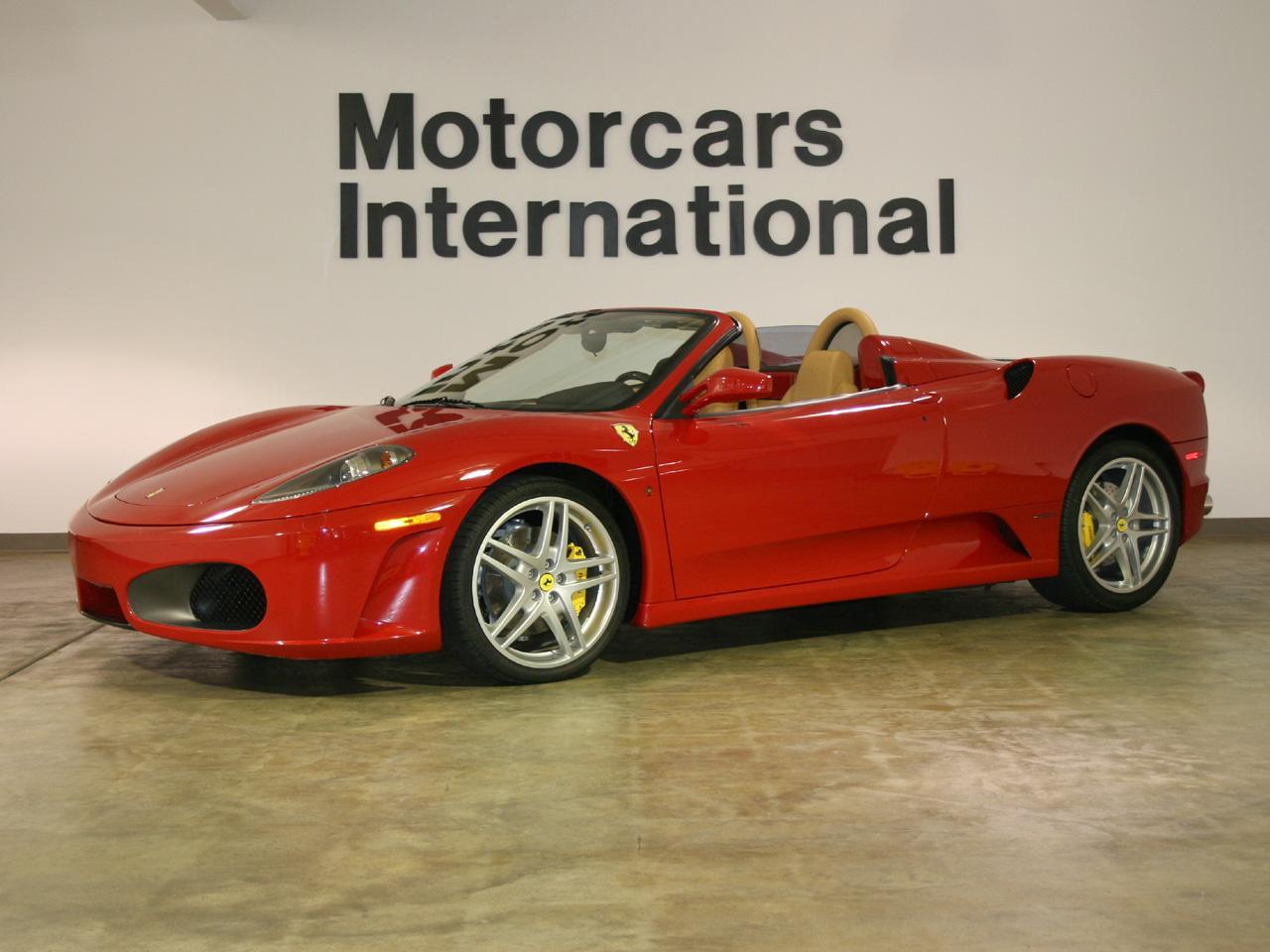 2006 Ferrari F430 F1 Spider