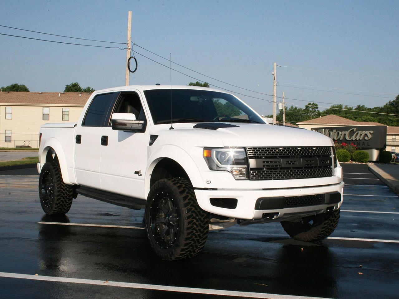 2013 Ford F 150 SVT Raptor