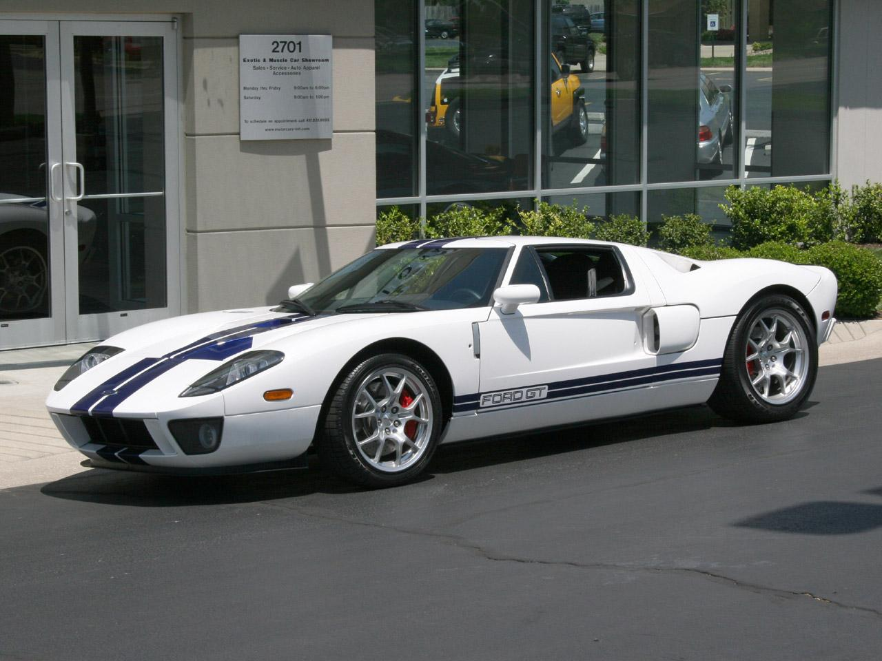 Ford Gt Exotic 2018 2019 2020 Ford Cars