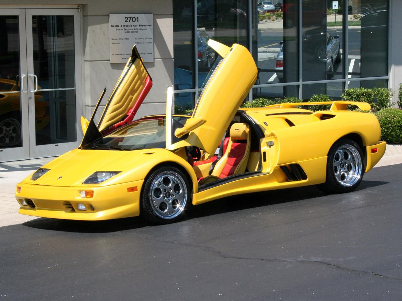 1999 Lamborghini Diablo VT Roadster on lamborghini countach 25th anniversary edition, lamborghini dub edition, lamborghini gallardo edition,