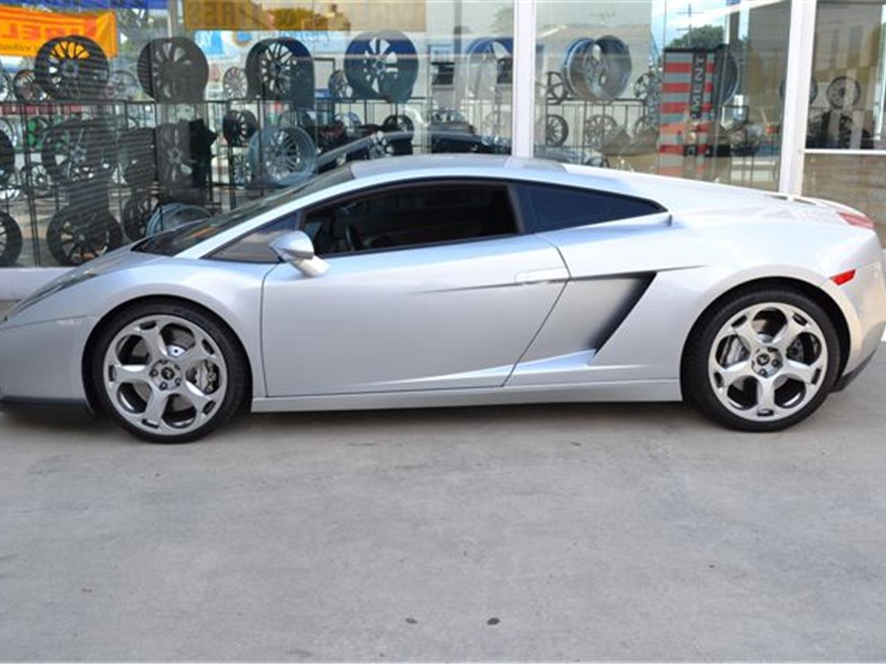2004 Lamborghini Gallardo Coupe 6 Speed
