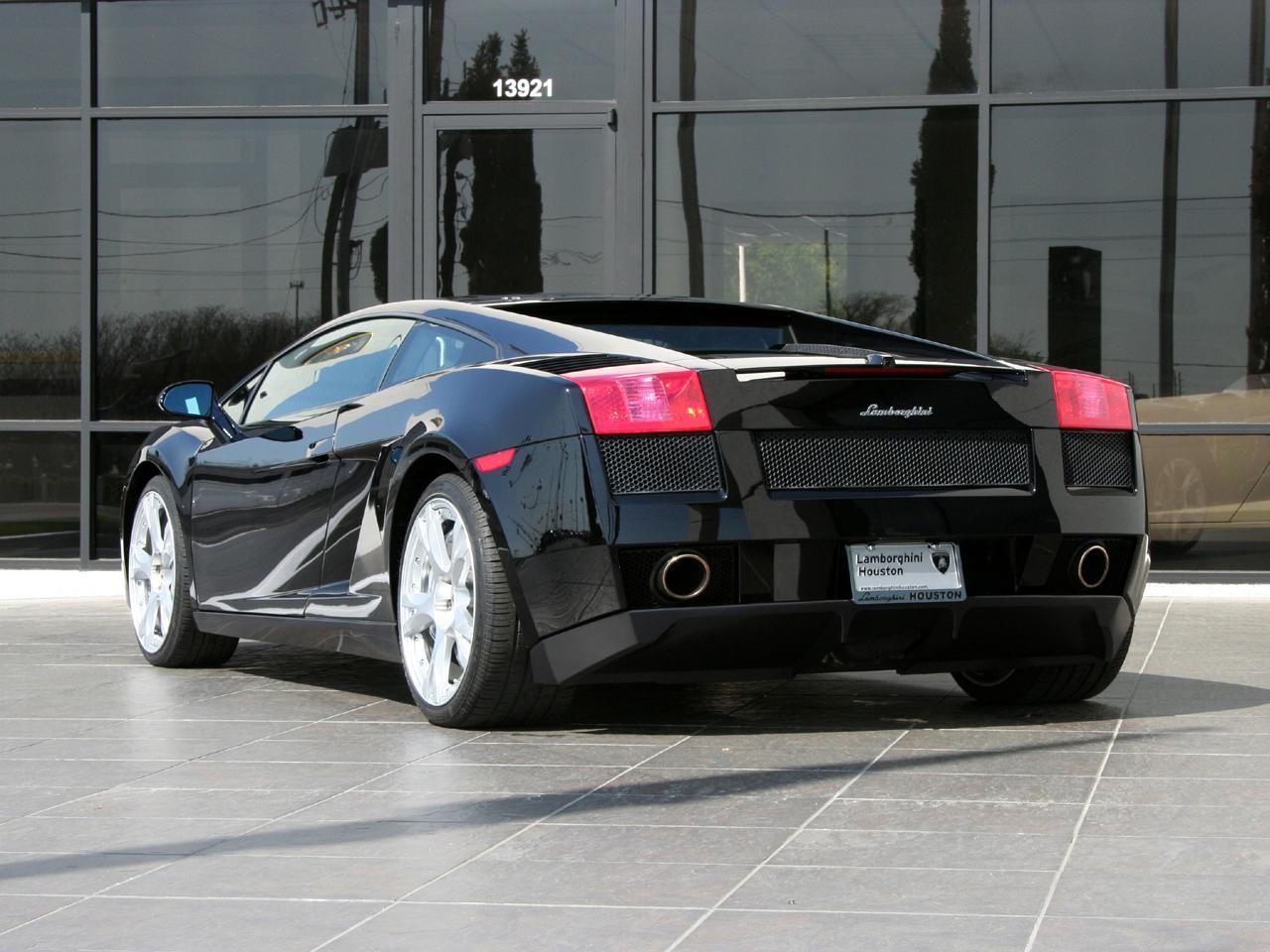 2007 Lamborghini Gallardo E Gear Coupe