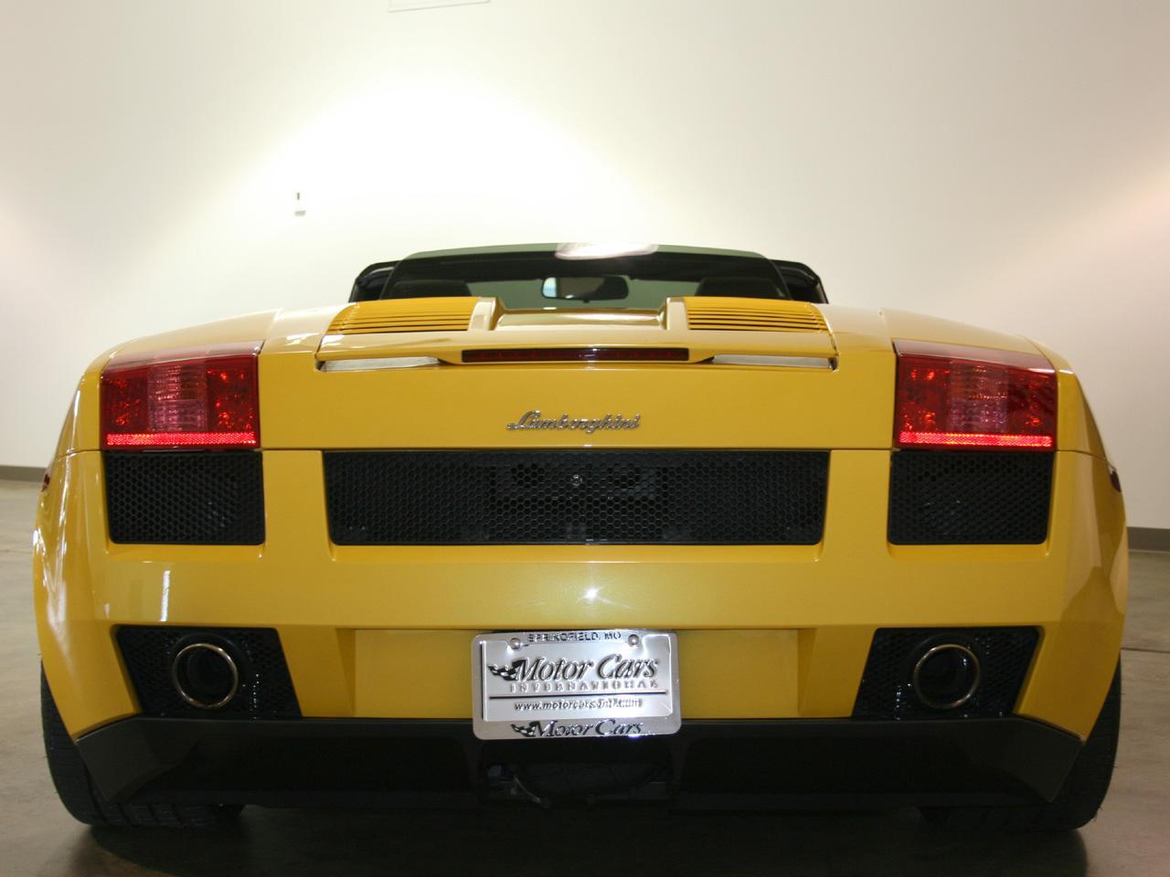 2006 Lamborghini Gallardo Spyder E-Gear on lamborghini police car, lamborghini diablo, lamborghini reventon, lamborghini murcielago, lamborghini aventador, lamborghini jalpa, lamborghini on fire, lamborghini motorcycle, lamborghini miura, lamborghini egoista, lamborghini models, lamborghini truck, lamborghini sesto elemento, lamborghini countach, lamborghini girls, lamborghini superleggera, lamborghini huracan, lamborghini veneno, lamborghini urraco, lamborghini white,