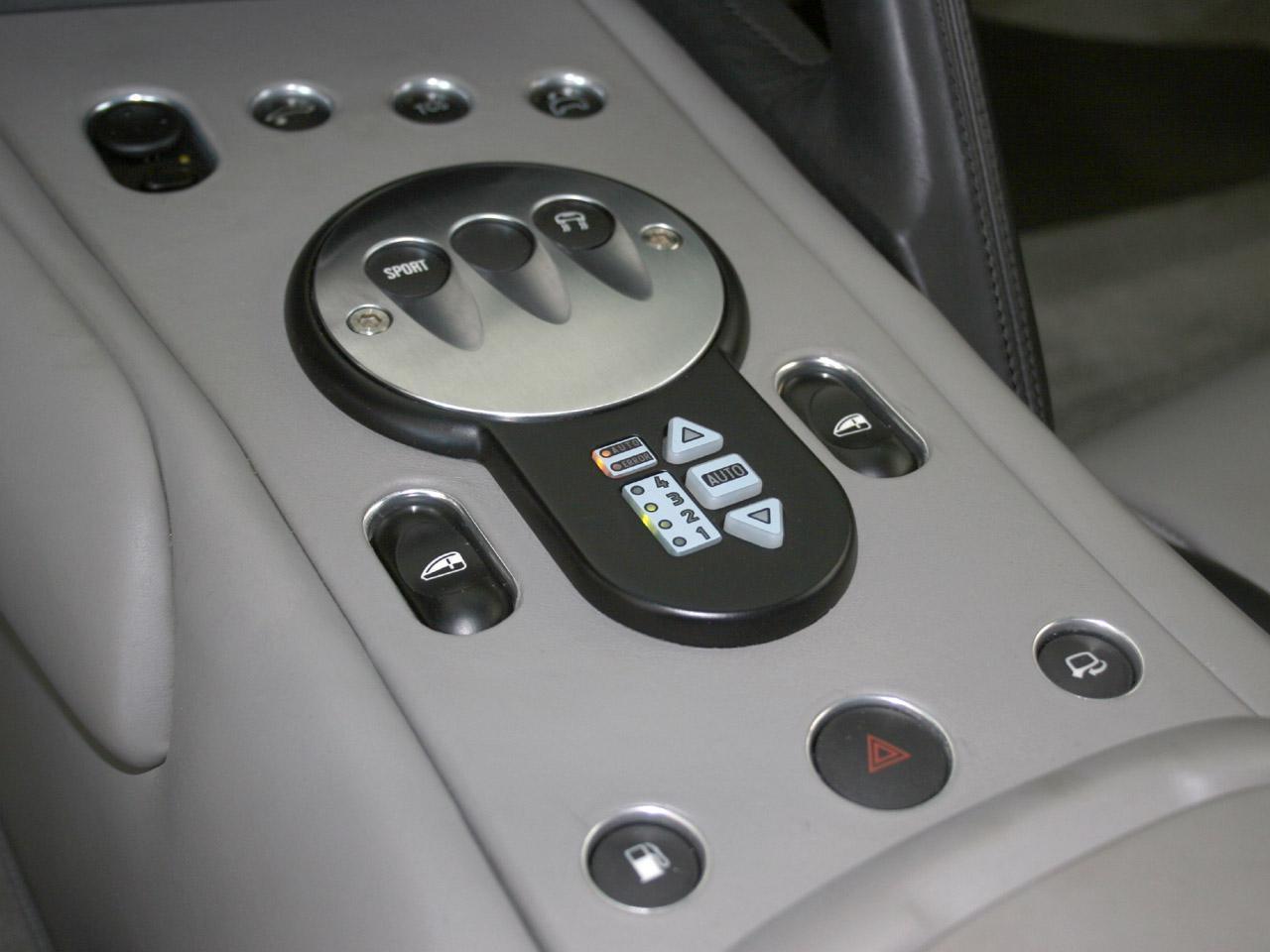 2004 Lamborghini Murcielago E Gear