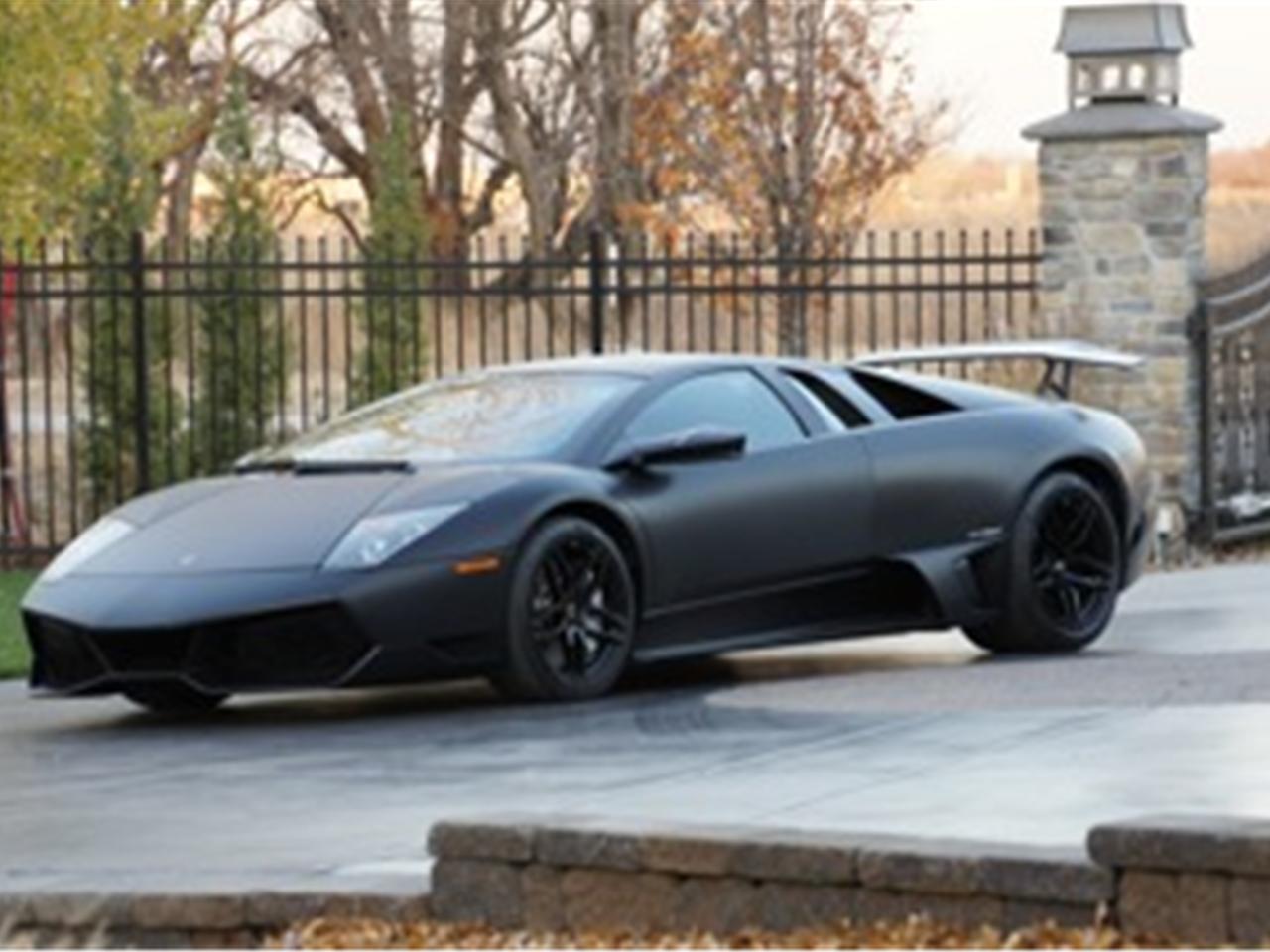 2010 Lamborghini Murcielago Lp670 4 Sv