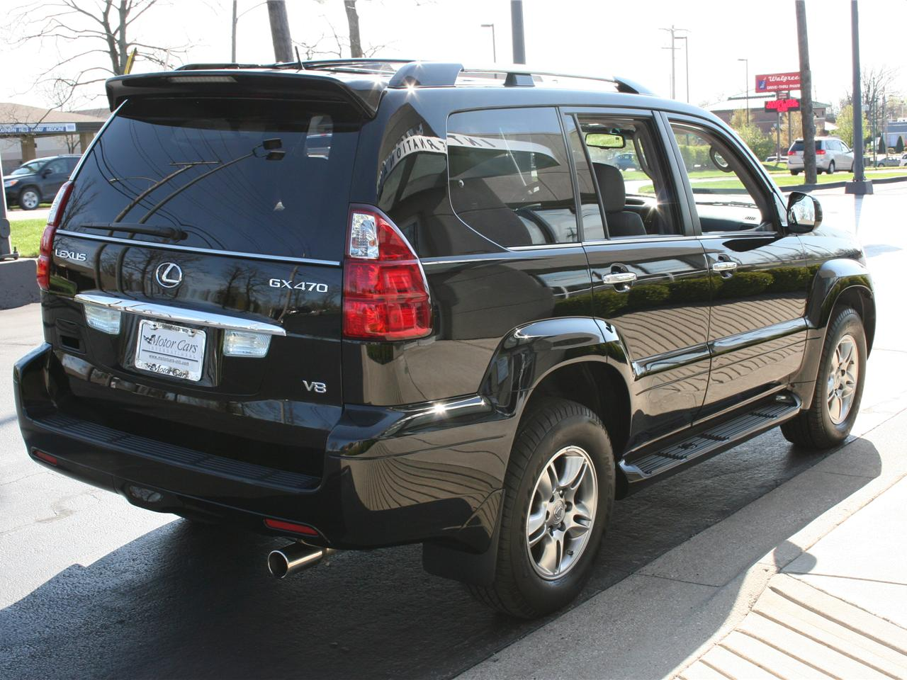 2008 lexus gx 470 review ratings specs prices and html autos weblog. Black Bedroom Furniture Sets. Home Design Ideas