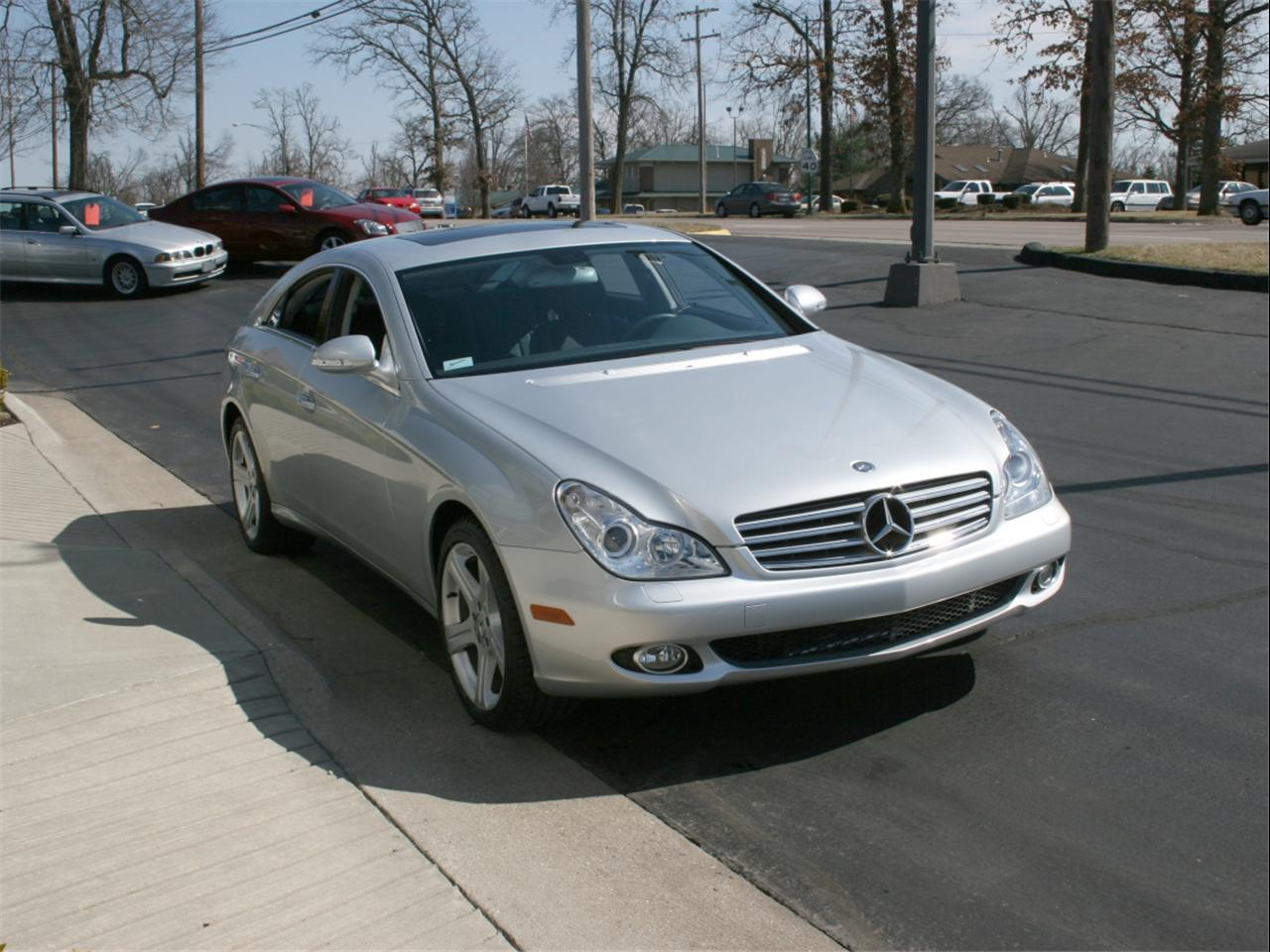 Image gallery 2006 mercedes 500 for Mercedes benz cls sale