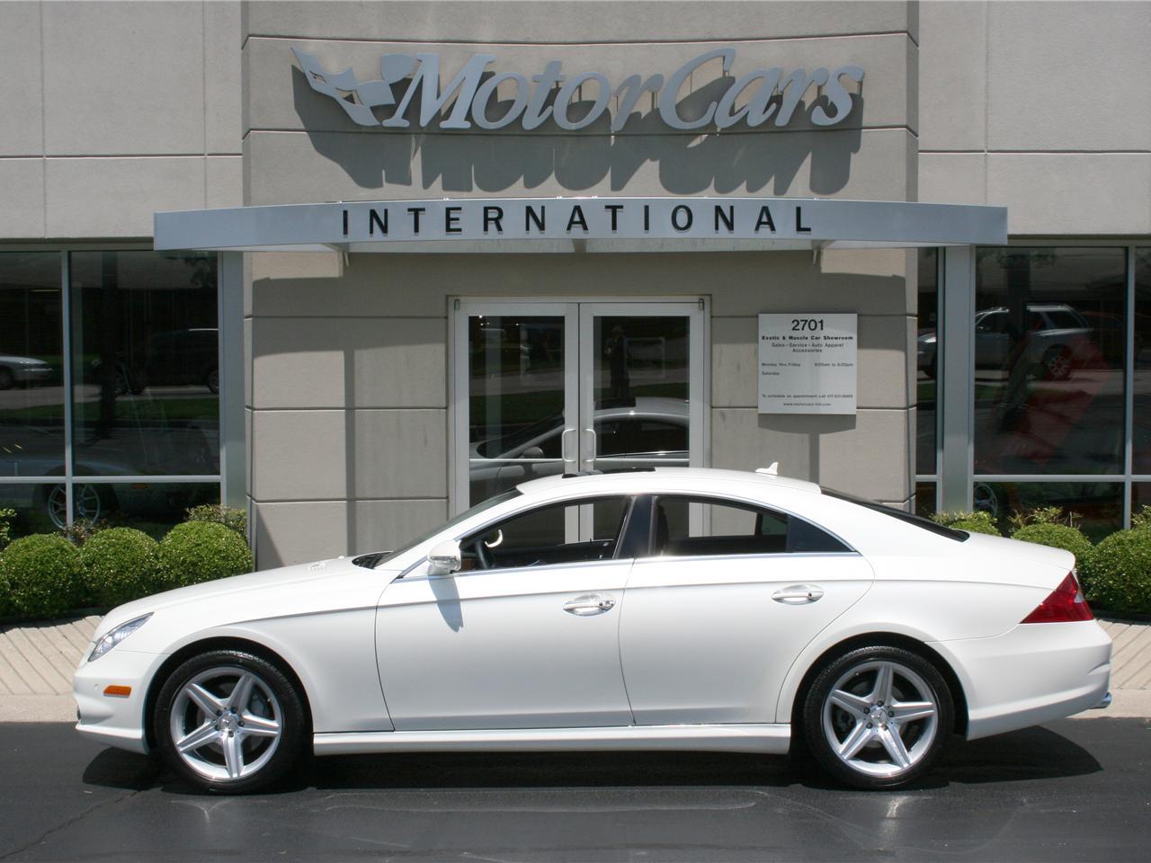 2008 Mercedes Benz CLS 550