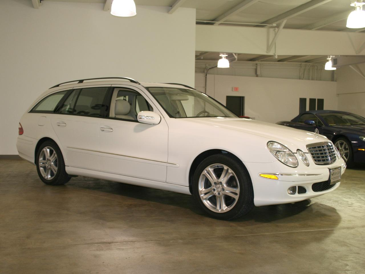 2006 mercedes benz e350 wagon 4matic for Mercedes benz e350 4matic wagon