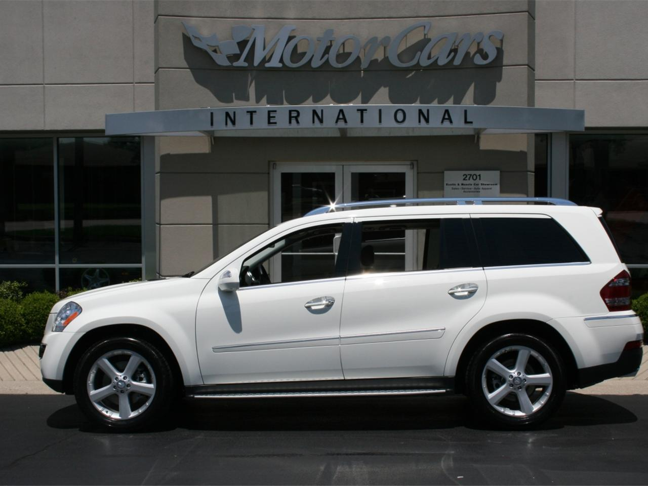 Image gallery 2009 mercedes gl450 for Mercedes benz gl lease