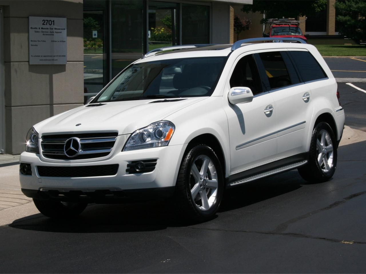Image gallery 2009 mercedes gl450 for Gl450 mercedes benz