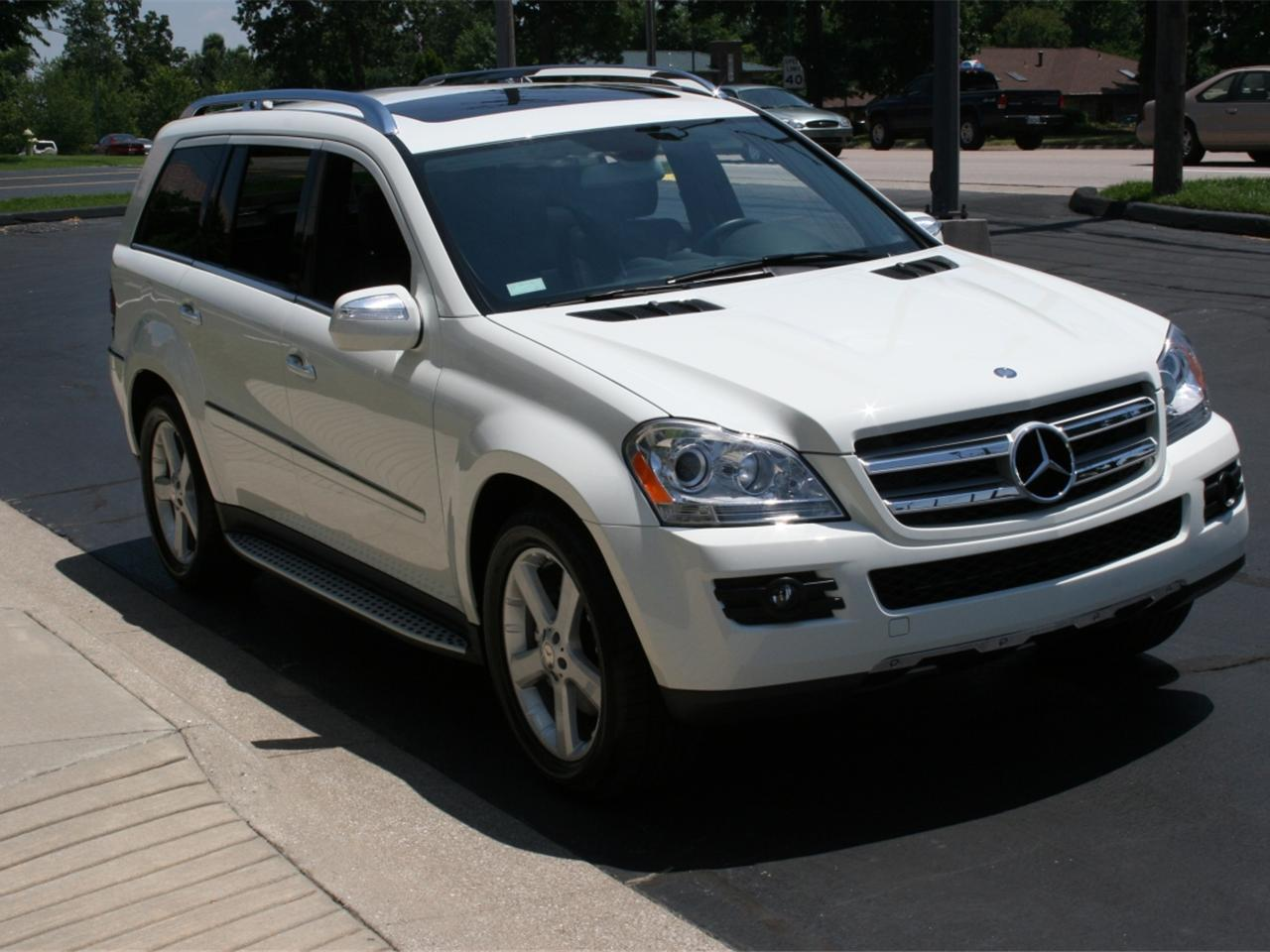 Mercedes benz gl450 off road autos post for Mercedes benz 2007 gl450 accessories