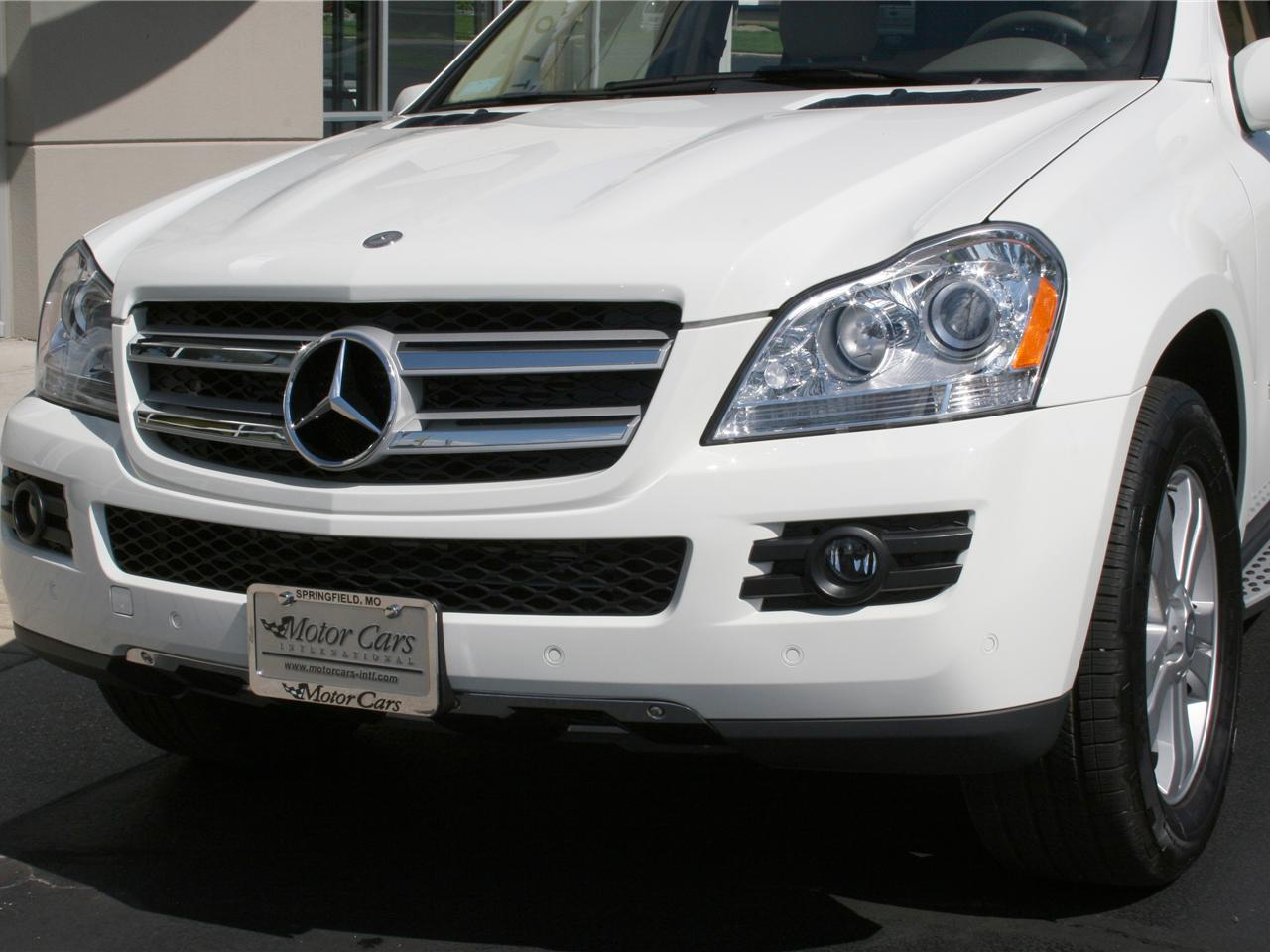 2008 mercedes benz gl 320 cdi for Mercedes benz gl320 cdi