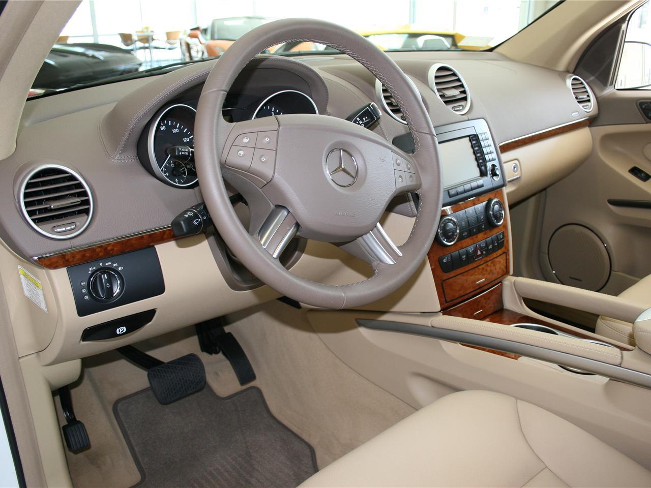 2008 Mercedes Benz Gl 320 Cdi