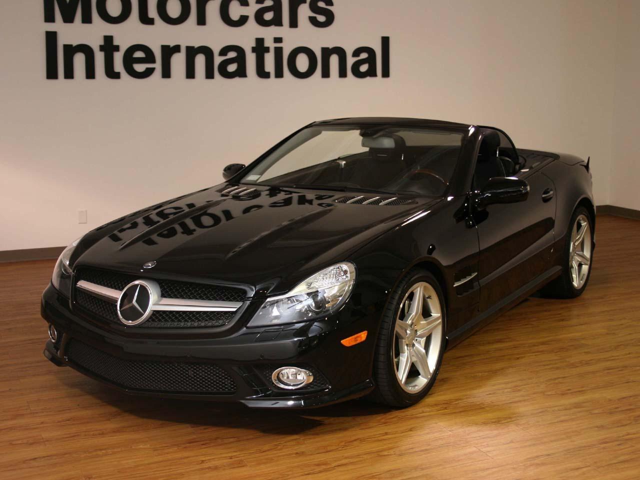 2009 Mercedes-Benz SL-Class SL550 Stock # GC956A for sale near ...