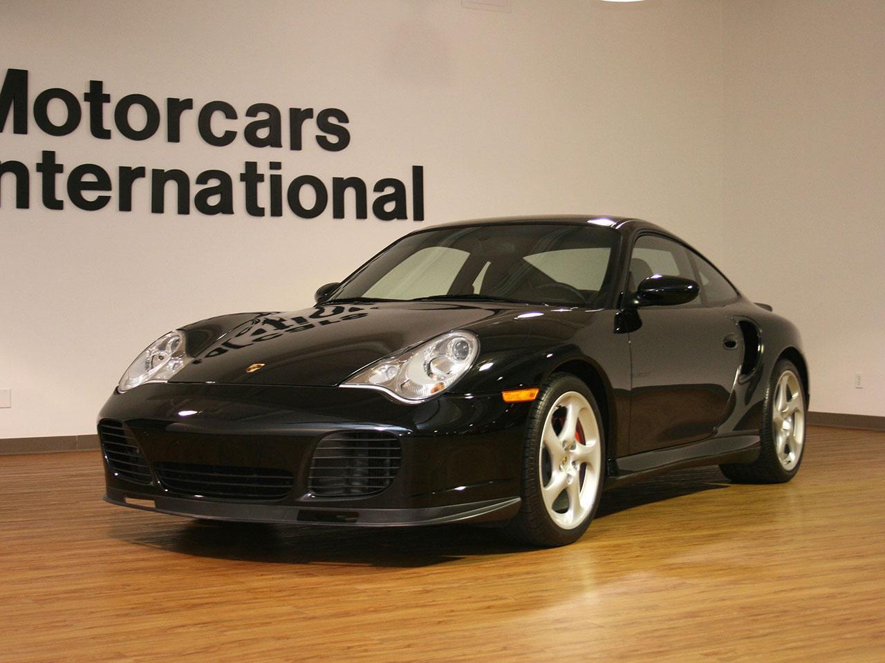 All Types 2003 911 : 2003 Porsche 911 Turbo X50