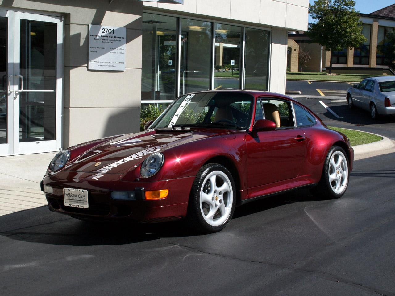 1998 porsche 993 911 carrera s. Black Bedroom Furniture Sets. Home Design Ideas