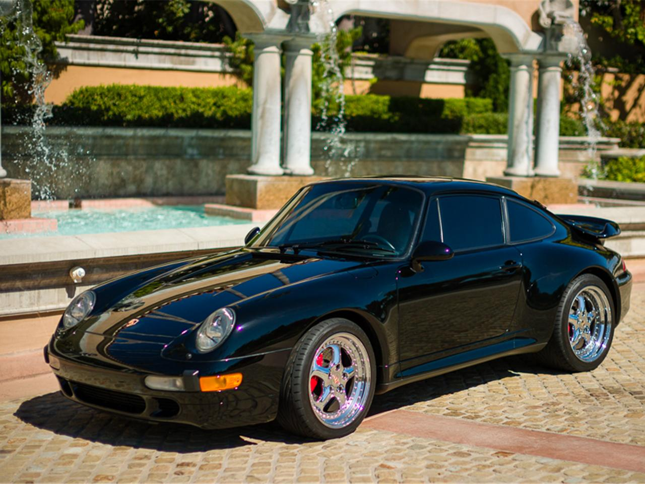 1997 Porsche 993 911 Twin Turbo
