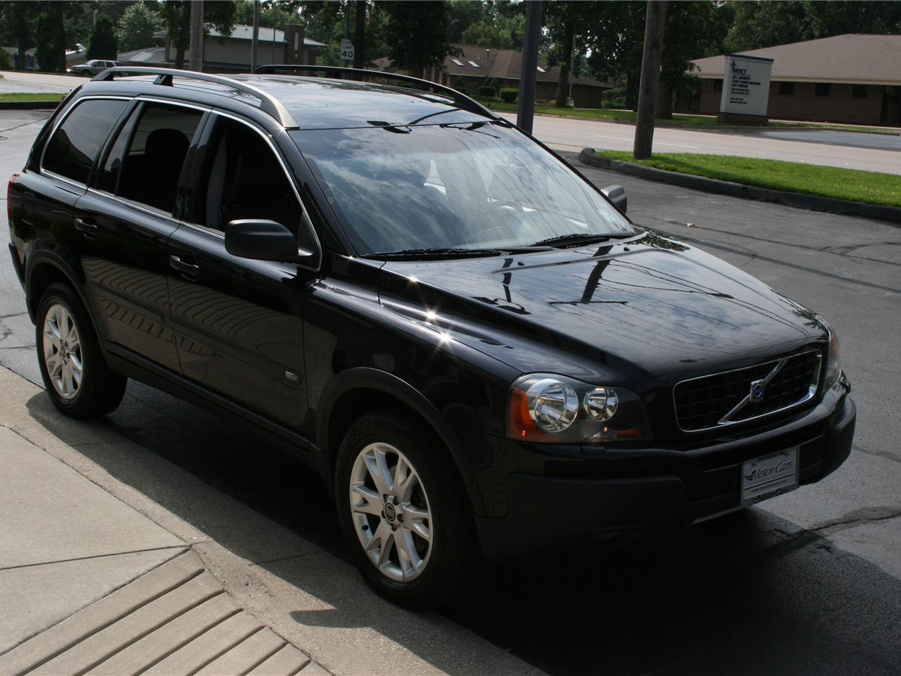 2004 volvo xc90. Black Bedroom Furniture Sets. Home Design Ideas