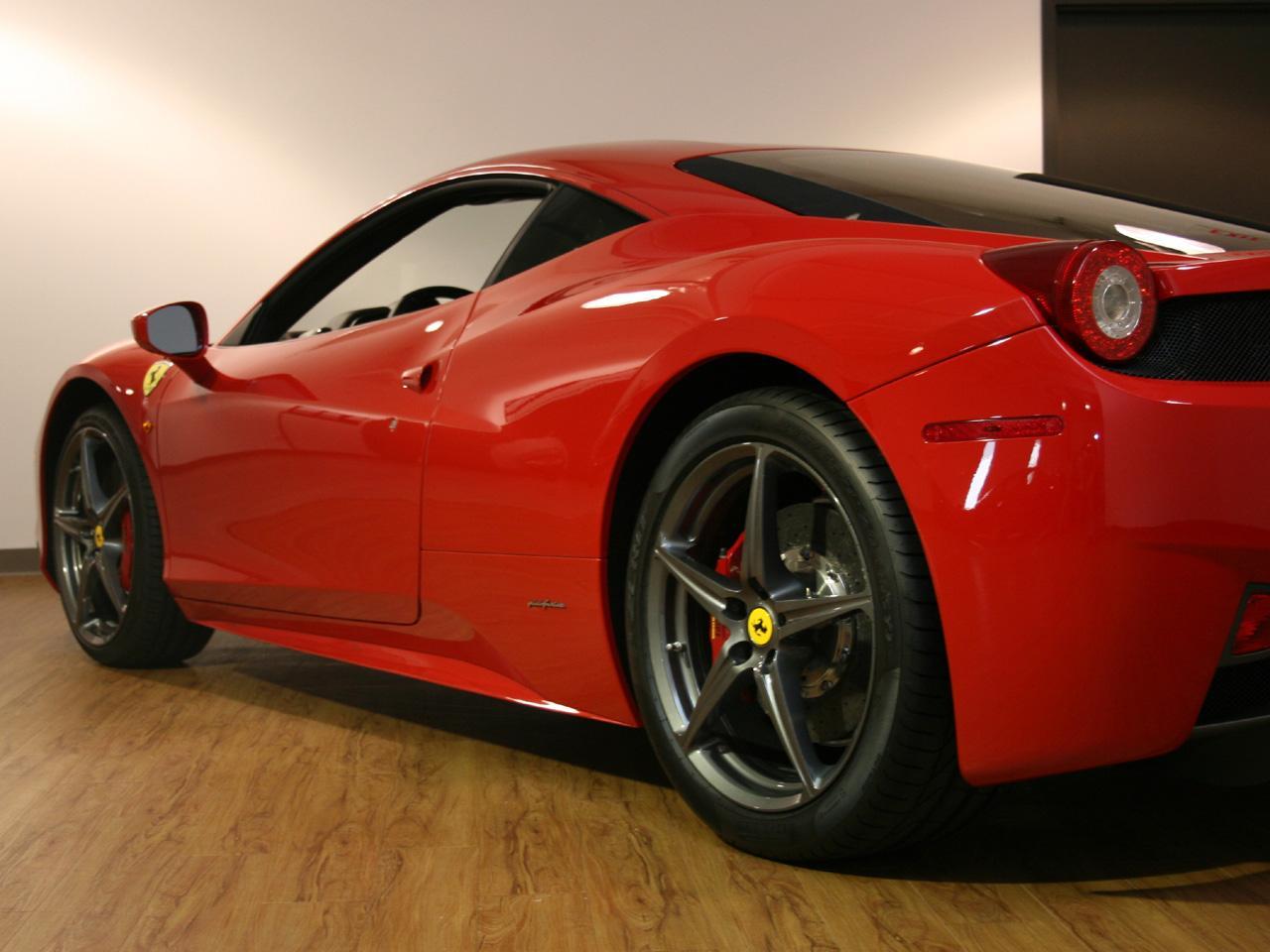 2013 Ferrari 458 Italia  2013 Ferrari 45...