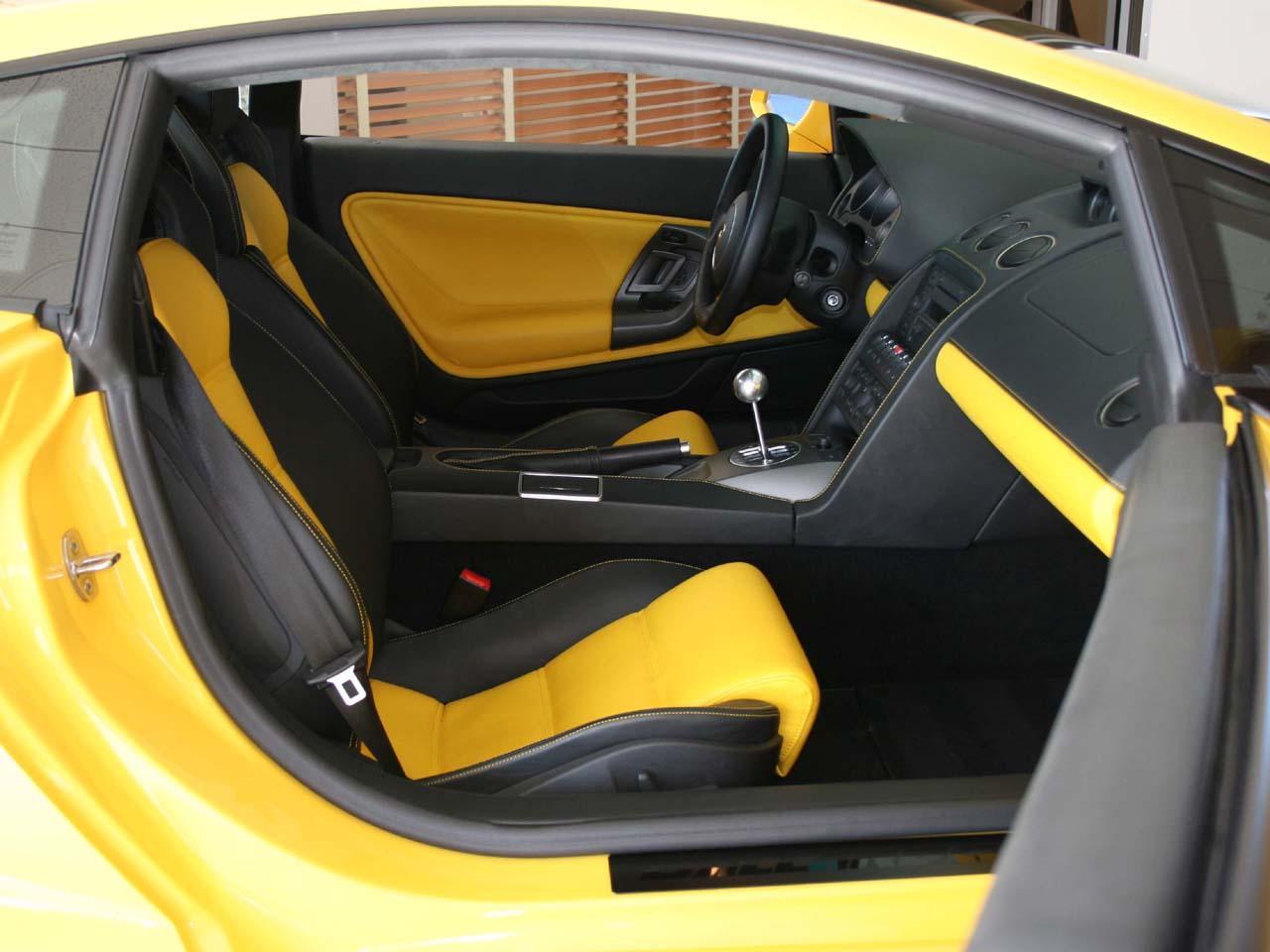 Lamborghini gallardo 6 speed manual for sale
