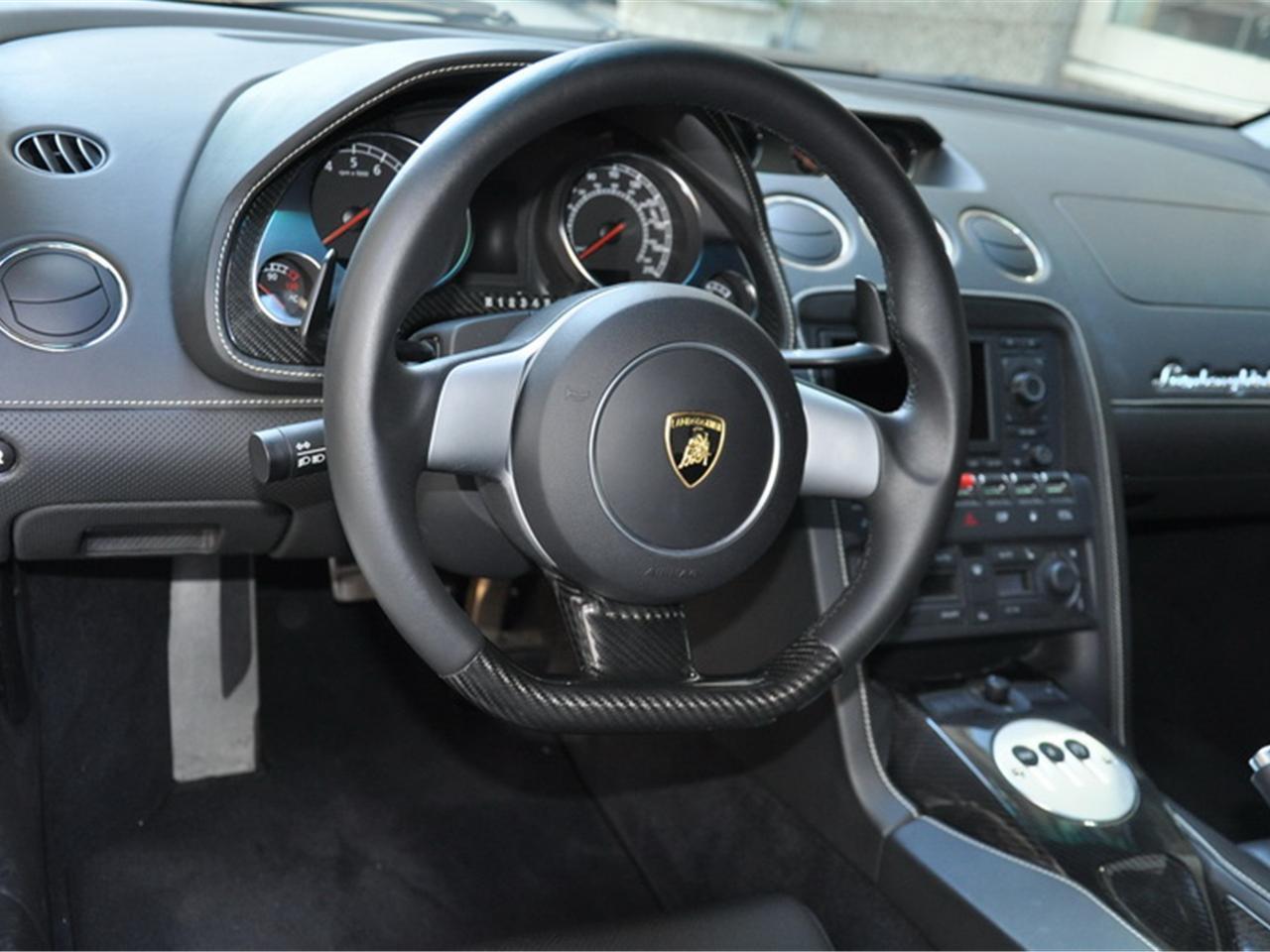 2008 Lamborghini Gallardo E-gear Coupe
