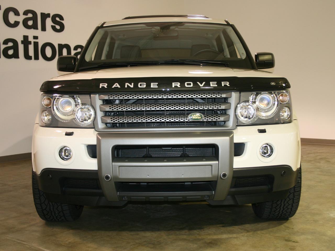 2009 land rover range rover sport hse. Black Bedroom Furniture Sets. Home Design Ideas